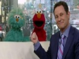 How Sesame Street Is Helping Our Heroes