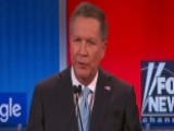 How Would Gov. Kasich Have Handled The Flint Water Crisis?