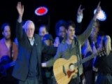 Hollywood Sings For Sanders