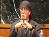 Hulk Hogan Testifies In Lawsuit Against Gawker Over Sex Tape