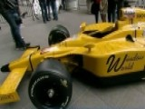 Historic Racecar Up For Auction To Help St. Jude