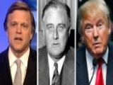 Historian: FDR Liked To Do Big Things Trump Talks About