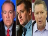 Huckabee: Cruz, Kasich Should Have Focused On Hillary