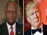 Herman Cain Slams #NeverTrump Movement