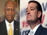 Herman Cain: Cruz Only Has One Hail Mary Pass Left