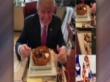 Hidden Gems In Trump's Taco Bowl Photo