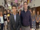 High School Students Create Epic Lip Dub Video For Charity