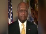 Herman Cain: Cruz Is Rejecting Trump's Olive Branch