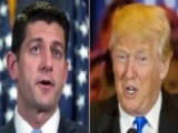 House Speaker Ryan To Meet With Donald Trump