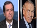 Howard Kurtz Reflects On Morley Safer's Career
