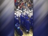High School Students Defy Atheist At Ohio Graduation