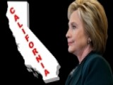Hillary Clinton In Danger Of Losing California?