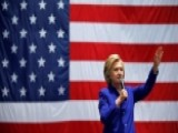 Hillary Clinton Faces The Press Ahead Of Final Primaries