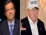 Howard Kurtz: Donald Trump Is Fighting A Two-front War