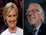 Hillary Makes History As Bernie Vows To Continue To Fight