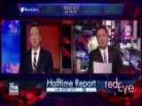 Halftime Report: One Year Of 'Red Eye' With Tom Shillue