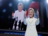 Halftime Report: Democratic Convention