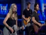 Haley & Michaels Perform 'Giving It All To You'