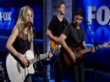 Haley & Michaels Perform 'Drinking About You'
