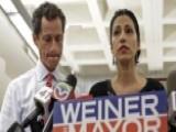 Huma Abedin And Anthony Weiner Split