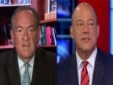Huckabee, Fleischer On How Trump Should Tackle Immigration