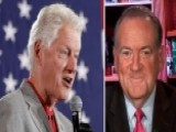 Huckabee: Bill Clinton Doesn't Have The Magic He Once Had