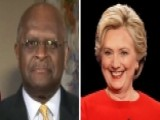 Herman Cain: Clinton's Questions Were 'all Softballs'
