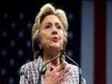 Hillary Clinton Visits Faith Leaders In Charlotte, NC