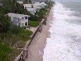 Hurricane Matthew Bears Down On Florida Coast