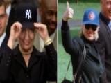 Hillary Clinton Flip-flops To World Series Bound Cubs?