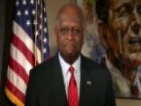 Herman Cain: The American People Are Not Stupid
