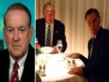 Huckabee: Romney Eats Big Slice Of Crow At Dinner With Trump