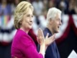 Hillary's Loss A Very Bitter Pill For Bill?