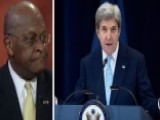 Herman Cain: Kerry's Speech 'deceiving And Misleading'