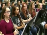 High School Band Fundraising To Attend Inauguration Day