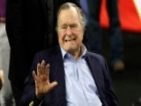 Hospital Says George HW Bush 'responding Well' To Treatments