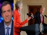 Howard Kurtz On 'concise' Trump-May Joint Presser