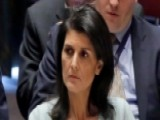Haley Blasts Russia's Aggressive Actions In Eastern Ukraine