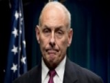 Homeland Security Secretary Kelly To Testify On Travel Ban