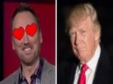 Halftime Report: Does Tom Have Trump Stockholm Syndrome?