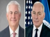 High Stakes For Tillerson, Kelly Diplomatic Trip To Mexico