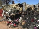 House Fire In New Mex 00004000 Ico Kills Three Year Old, Destroys Home