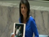 Haley: Chemical Attack Bears The Hallmarks Of Assad Regime