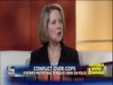 Heather Mac Donald's Pro-police Speech Shut Down On Campuses