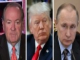 Huckabee: Frosty US-Russia Relationship A More Healthy One