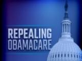 Health Care Plan Faces Uncertain Path In Senate
