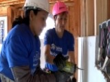 Habitat For Humanity, Lowe's Honor National Women Build Week