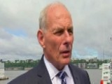 Homeland Security Secretary Kelly Helps Honor USCGC Hamilton