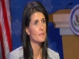 Haley: Syrian Refugees Want To Go Home, Not To US
