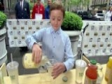 How An 11-year-old CEO Made It Big From A Lemonade Stand